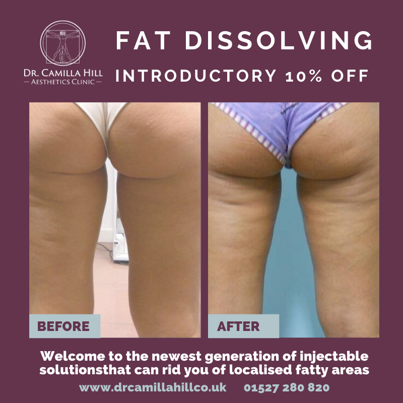 Save on fat dissolving treatment this new year